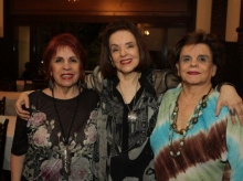 03/09/2015 - Aniversário Maria Lúcia Godoy