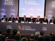 06/11/2015 - 2o. Fórum Brasileiro de Mineração