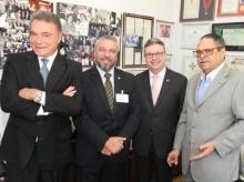08/08/2017 - Conexão com o Senador Álvaro Dias