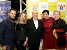 09/11/2017 - Lançamento livro Roberta Zampetti