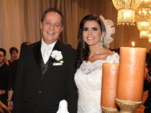 12/04/2015 - Casamento Robson Rocha e Sílvia Thomé