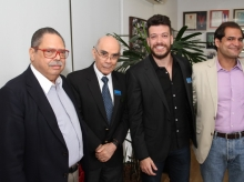 12/05/2016 - Conexão Empresarial - LIDE com Israel Salmen