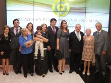 12/12/2015 - Título Engenheiro do Ano para Olavo Machado Júnior