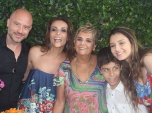 13_11_2016 - 80 anos Dorita Freitas