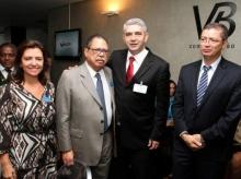 14/04/2015 - Conexão Empresarial Ricardo Boechat