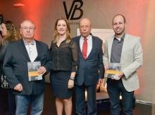 14/08/2016 - Lançamento livro de Erico Costa Barros