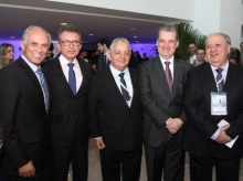 15/09/2015 - XVI Congresso Brasileiro de Mineração no Expominas