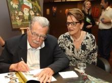 17_02_2016 - Lançamento livro Hélio Faria