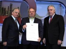19/08/2016 - Medalha para Fernando Coura e Pedro Gomes da Silva