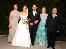 21/02/2016 - Casamento de Luísa Lolli e Rodrigo Godoy