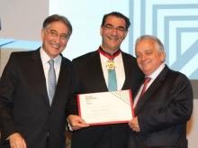 22/05/2015 - Entrega Medalha Mérito Industrial 2015
