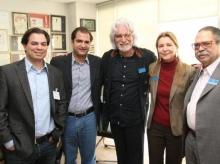 22/07/2015 - Conexão Empresarial palestra Bernardo Paz