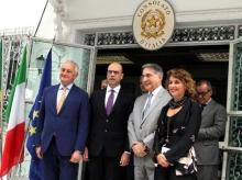 25/02/2018 - Inauguração nova sede Consulado Italiano