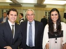26/11/2015 - Jantar da Câmara Portuguesa de Comércio Brasil