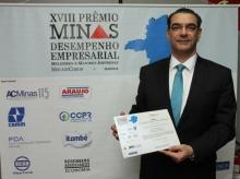 27_10_2016 - XVIII Prêmio Minas Desempenho Empresarial