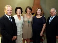 29/04/2016 - Medalha para Silvana Rizzioli