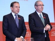 29/07/2015 - Almoço-Debate LIDE com deputado Eduardo Cunha
