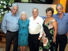 29/04/2017 - 90 anos Teresinha Caetano Machado