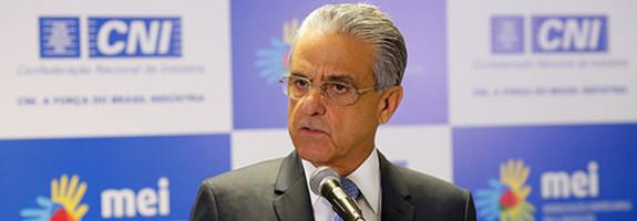 Resultado de imagem para Robson Andrade é reeleito para a CNI
