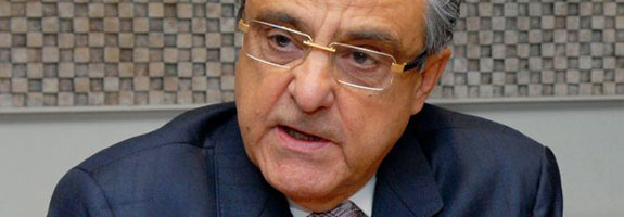 Presidente da CNI Robson Braga de Andrade. Brasília (DF) 27.06.2012 - Foto: Miguel Ângelo