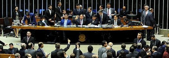 Deputados brasileiros entre os mais bem pagos do planeta