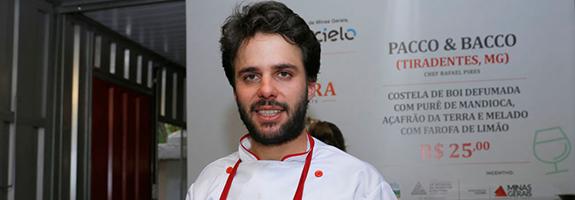 chef Rafael Pires