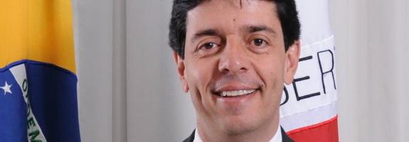 ex-deputado Diniz Pinheiro