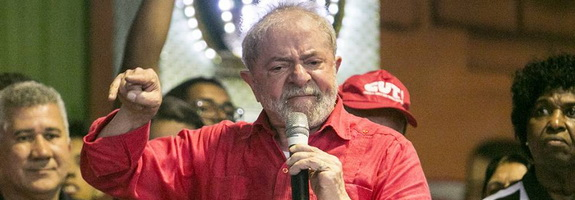 ex-presidente Lula da Silva