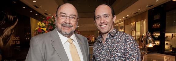 Durleno Resende e Renato Tavares