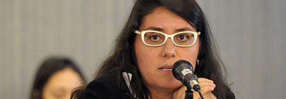 Adriana Araújo Ramos (subsecretária de Inovação e Logística)