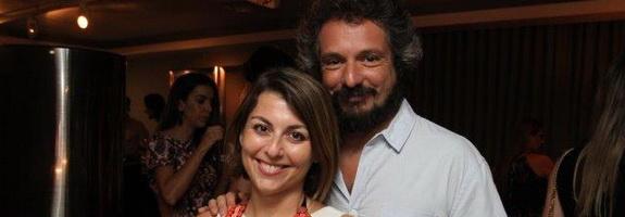 Aurora Russi e Eduardo Fontana