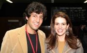 ... Em 2005: André Skaf e Erica Drumond